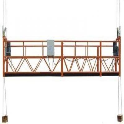 江门吊篮出租:吊篮的应急处理